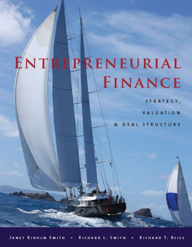 9780804770910: Entrepreneurial Finance: Strategy, Valuation, and Deal Structure
