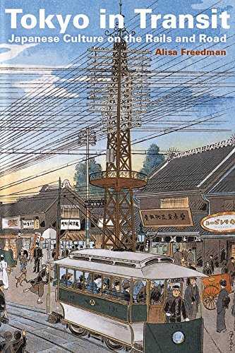 9780804771443: Tokyo in Transit: Japanese Culture on the Rails and Road