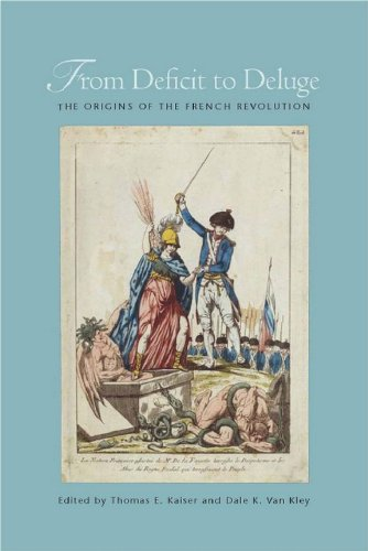 9780804772808: From Deficit to Deluge: The Origins of the French Revolution