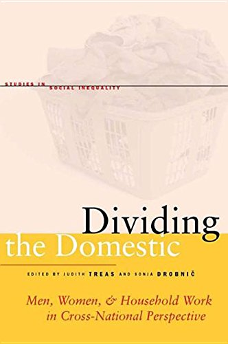 9780804773744: Dividing the Domestic: Men, Women, and Household Work in Cross-National Perspective (Studies in Social Inequality (Hardcover))