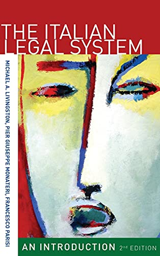 9780804774956: The Italian Legal System: An Introduction, Second Edition