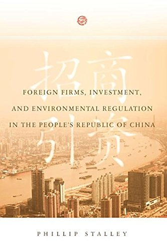 9780804775144: Foreign Firms, Investment, and Environmental Regulation in the People's Republic of China