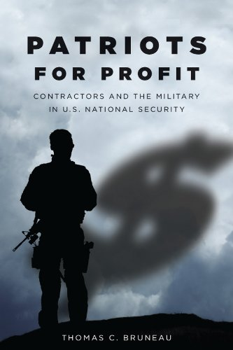 9780804775489: Patriots for Profit: Contractors and The Military in U.S. National Security