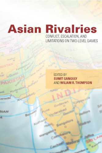 9780804775953: Asian Rivalries: Conflict, Escalation, and Limitations on Two-level Games