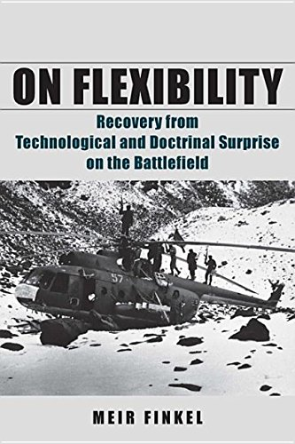 9780804777155: On Flexibility: Recovery from Technological and Doctrinal Surprise on the Battlefield