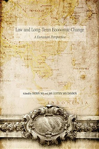 9780804777612: Law and Long-Term Economic Change: A Eurasian Perspective
