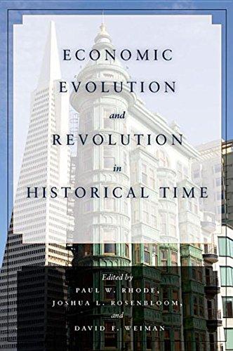 9780804777629: Economic Evolution and Revolution in Historical Time