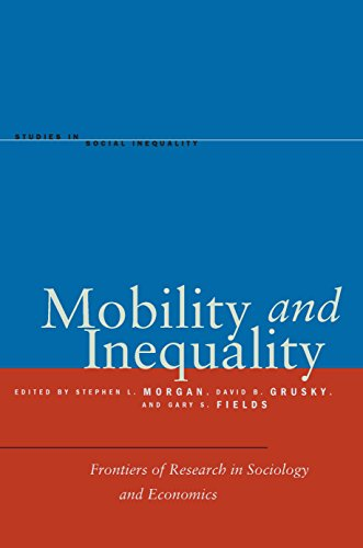 9780804778619: Mobility and Inequality: Frontiers of Research in Sociology and Economics