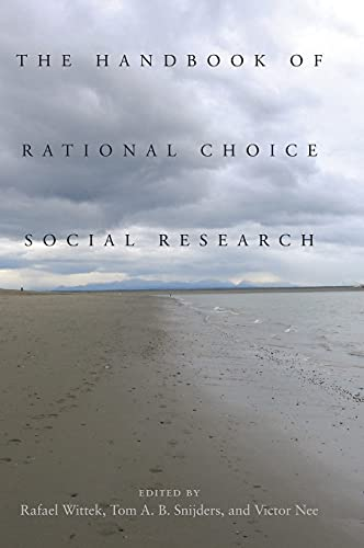 The Handbook of Rational Choice Social Research (Hardback)