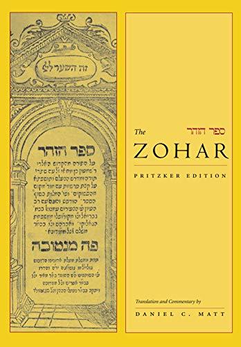 The Zohar, Pritzker Edition, Volume Eight (Hardcover): Daniel Chanan Matt