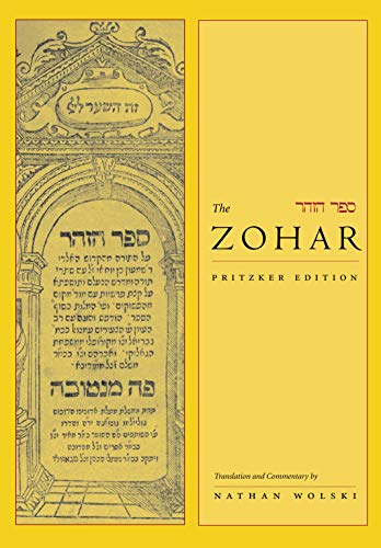 The Zohar, Pritzker Edition, Volume Ten (Hardcover): Nathan Wolski