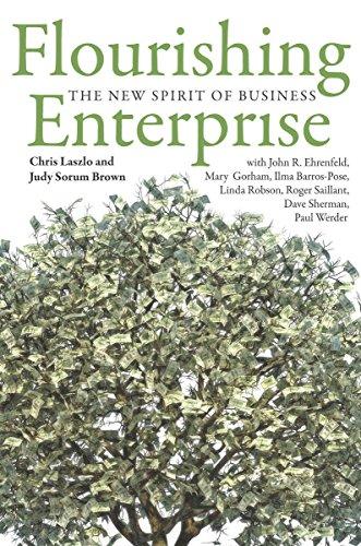 Flourishing Enterprise: The New Spirit of Business: Chris Laszlo, Judy