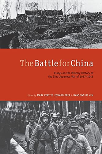 9780804792073: The Battle for China: Essays on the Military History of the Sino-Japanese War of 1937-1945