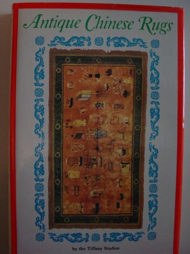 9780804800259: Antique Chinese Rugs