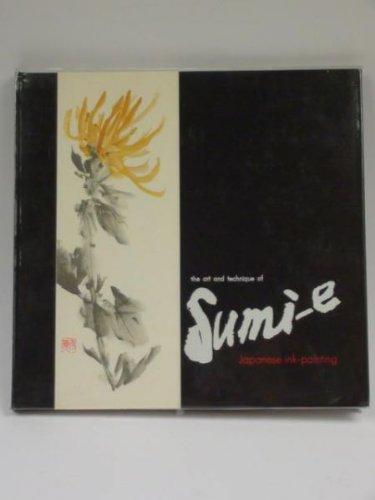 9780804800310: Art and Technique of Sumi-e