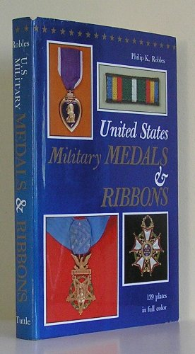 9780804800488: United States Military Medals & Ribbons