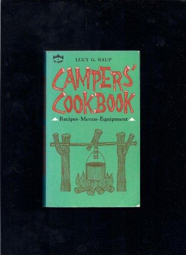 9780804800792: Camper's Cookbook