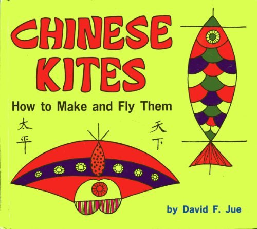 9780804801010: Chinese Kites How to Make and Fly Them