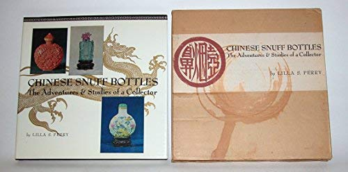9780804801065: Chinese Snuff Bottles: The Adventures & Studies of a Collector