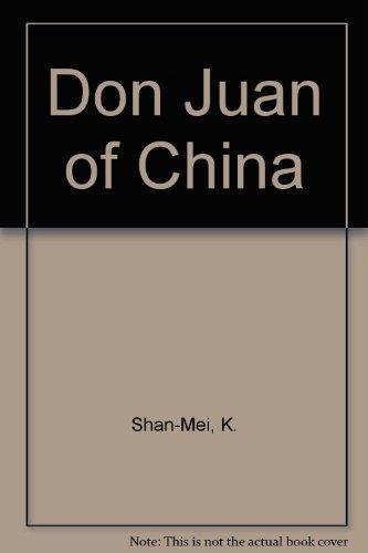 9780804801423: Don Juan of China