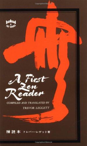 9780804801805: A First Zen Reader