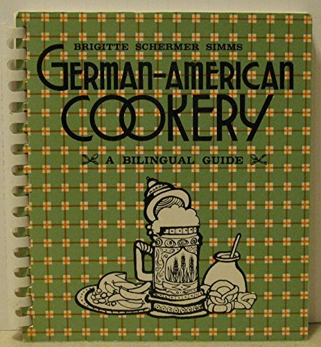 9780804802062: German-American Cooking