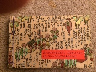 9780804802468: Hiroshige's Tokaido in Prints and Poetry (Slipcase)