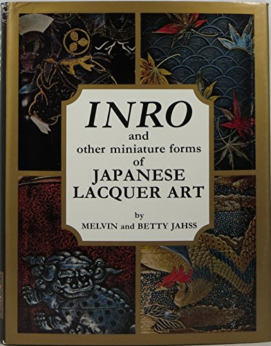 9780804802635: Inro and Other Miniature Forms of Japanese Lacquer Art