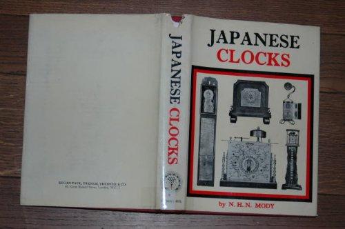 Japanese Clocks: Mody, N.H.