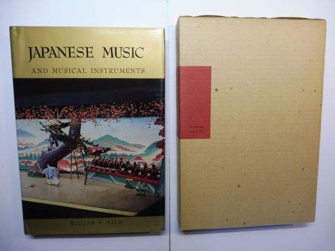9780804803083: Japanese Music & Musical Instruments