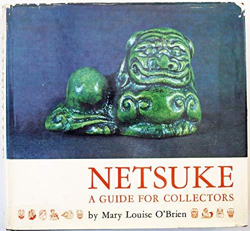 9780804804233: Netsuke a Guide for Collectors