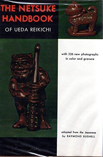 9780804804240: Netsuke Handbook of Ueda Reikichi