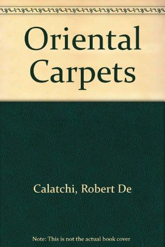 9780804804462: Oriental Carpets