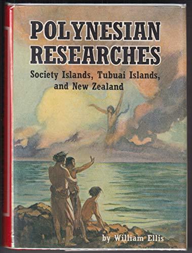 Polynesian Research: S.i., T.i.,Nz: Ellis
