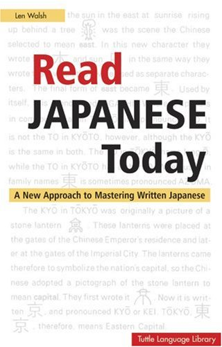 9780804804967: Read Japanese Today
