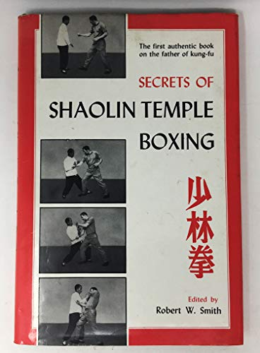 9780804805186: Secrets of Shaolin Temple Boxing