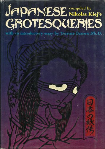 9780804806565: Japanese Grotesqueries