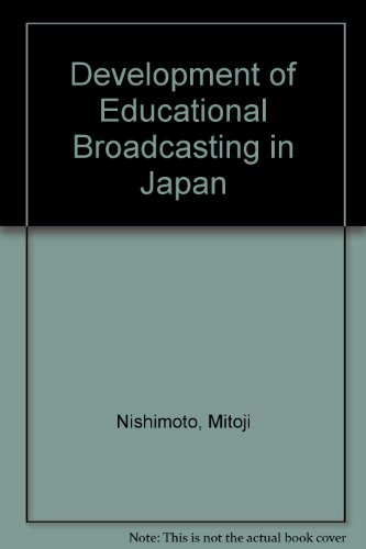 9780804807296: Development of Educational Broadcasting in