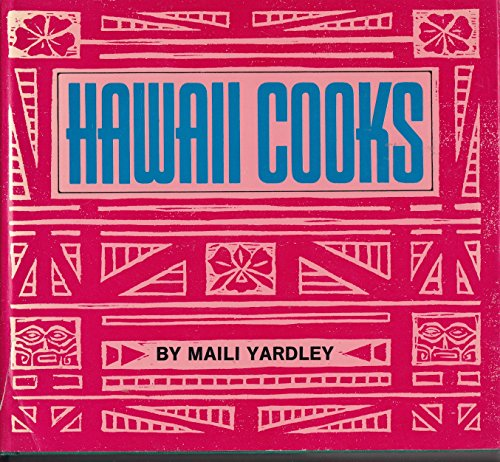 9780804808781: Hawaii Cooks