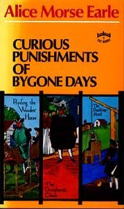 9780804809597: Curious Punishments of Bygone Days