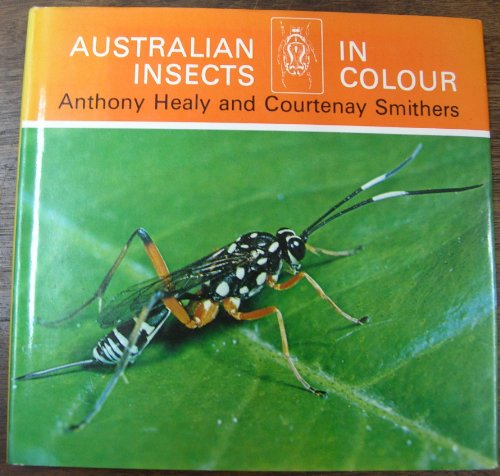 9780804810302: Australian Insects in Colour