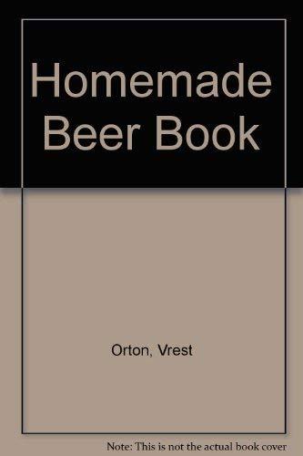 9780804810869: Homemade Beer Book (Tut books. R)