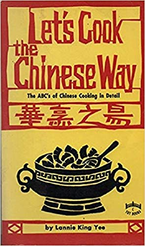 9780804811019: Let's Cook the Chinese Way (Tut books. C)