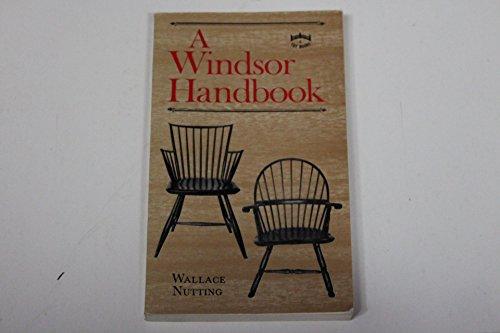 9780804811057: Windsor Handbook (Tut books. C)