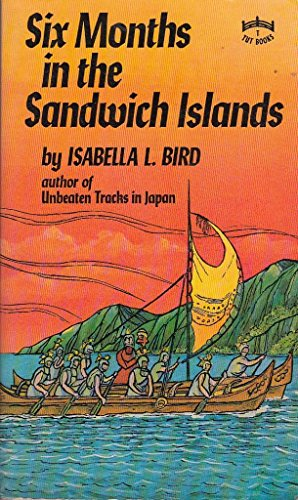 9780804811125: 6 Months in the Sandwich Islands
