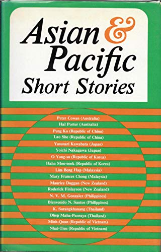 9780804811255: Asian and Pacific Short Stories