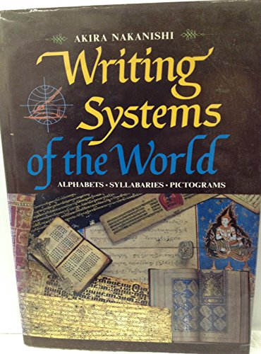 9780804812931: Writing Systems of the World
