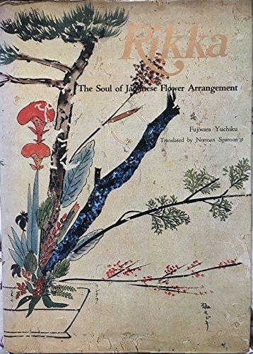 9780804813297: Rikka: The Soul of Japanese Flower Arrangement