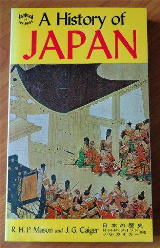9780804814966: History of Japan