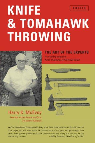 Knife & Tomahawk Throwing: The Art of: McEvoy, Harry K.
